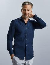 Men´s Long Sleeve Fitted Ultimate Stretch Shirt