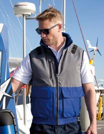 X-Over Microfleece Lined Gilet