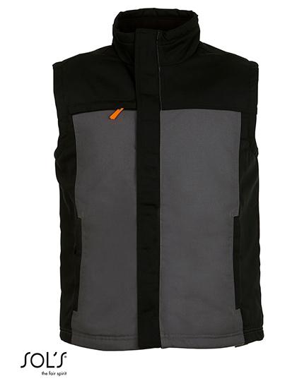 Men`s Workwear Bodywarmer - Mission Pro
